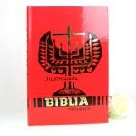 biblia z grawerem dedykacji na prezent