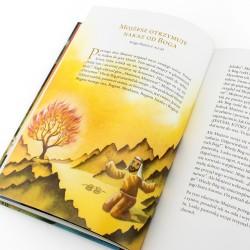 biblia dla dzieci na prezent na komunię