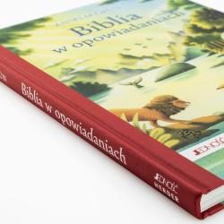pamiątka komunijna biblia w opowiadaniach