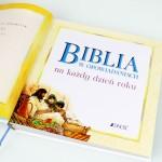 personalizowana biblia na prezent