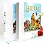 biblia w opowiadaniach na prezent komunijny