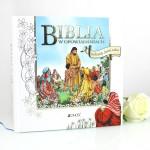 biblia z dedykacją