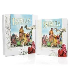 biblia w opowiadaniach na prezent z okazji komunii