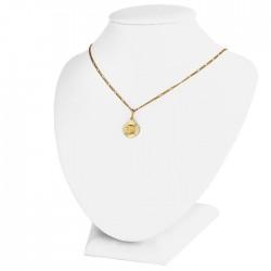złota biżuteria na prezent z okazji komunii
