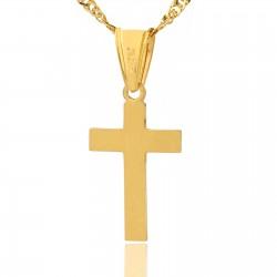 medalik krzyżyk na komunię