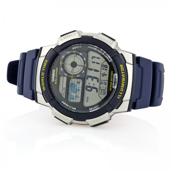 zegarek casio dla chłopca